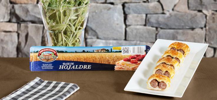 pasta-salchichas-casa-tarradellas-hojaldre