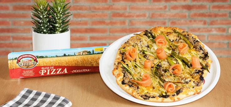 pizza-esparragos-salmon-casa-tarradellas-masa-pizza
