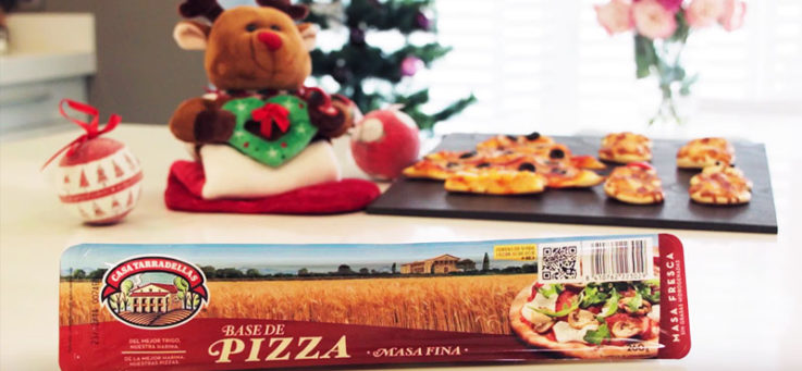 pizzas-navidenas-casa-tarradellas-masa-pizza